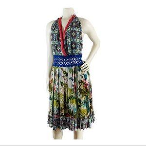 Chelsea & Violet Boho Halter Dress M & L J…